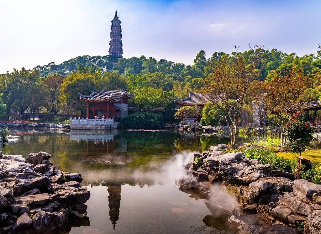 """市民游人钟情顺峰山公园!这种""""网红""""特质为何叫好又叫座?"""