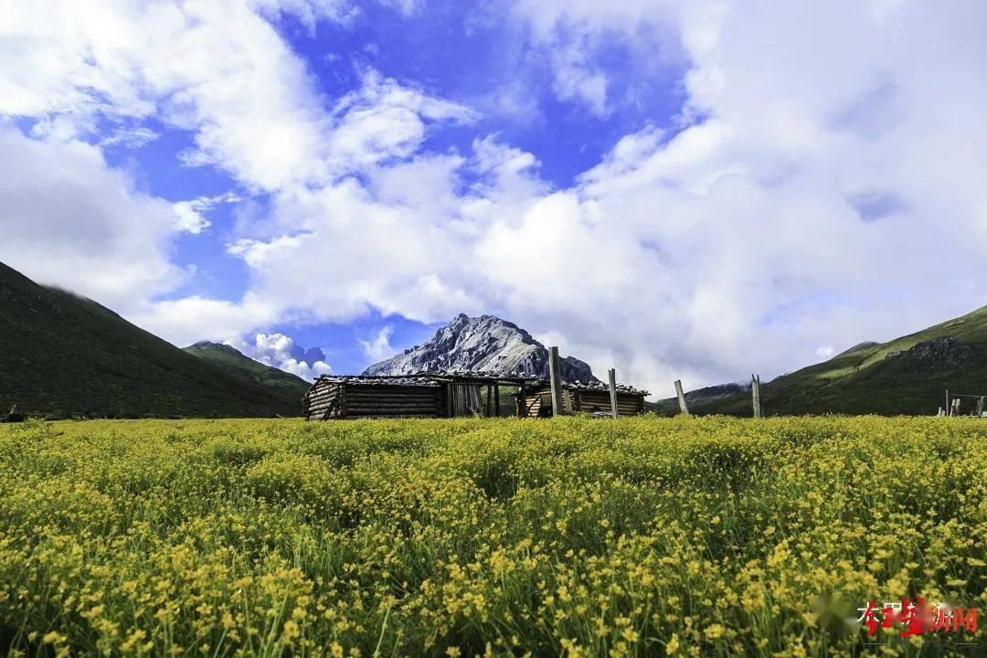 3月1日起,四川木里县境内自驾线路及旅游景点有序开放