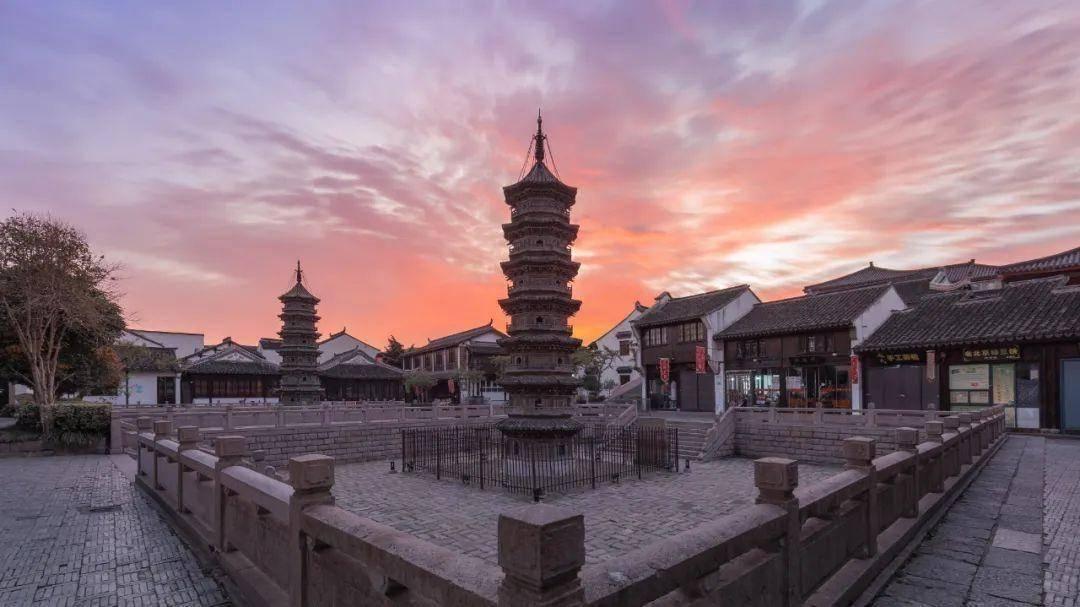 【提示】历经千年的南翔寺砖塔明起进行修缮