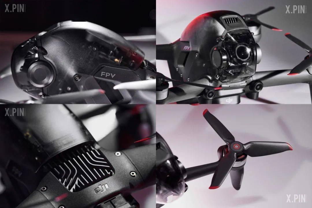 原创             大疆今天发布了一台不用遥控器就能飞的无人机!