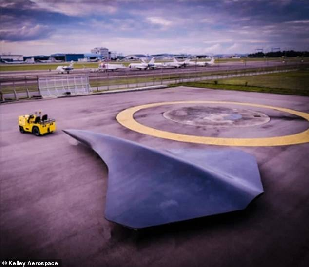 2.1马赫!新加坡公司研制超音速无人机,预定已有100架