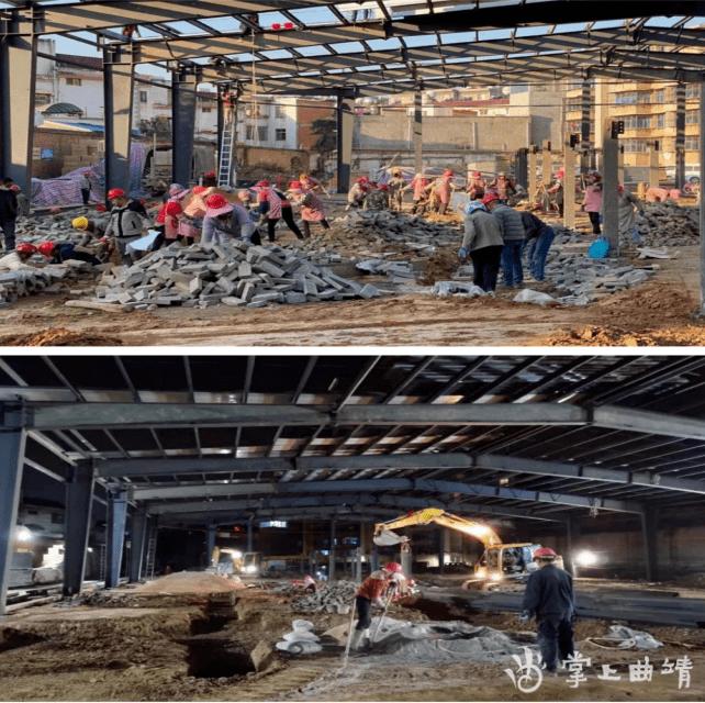 本月初,麒麟区将建成中央厨房!