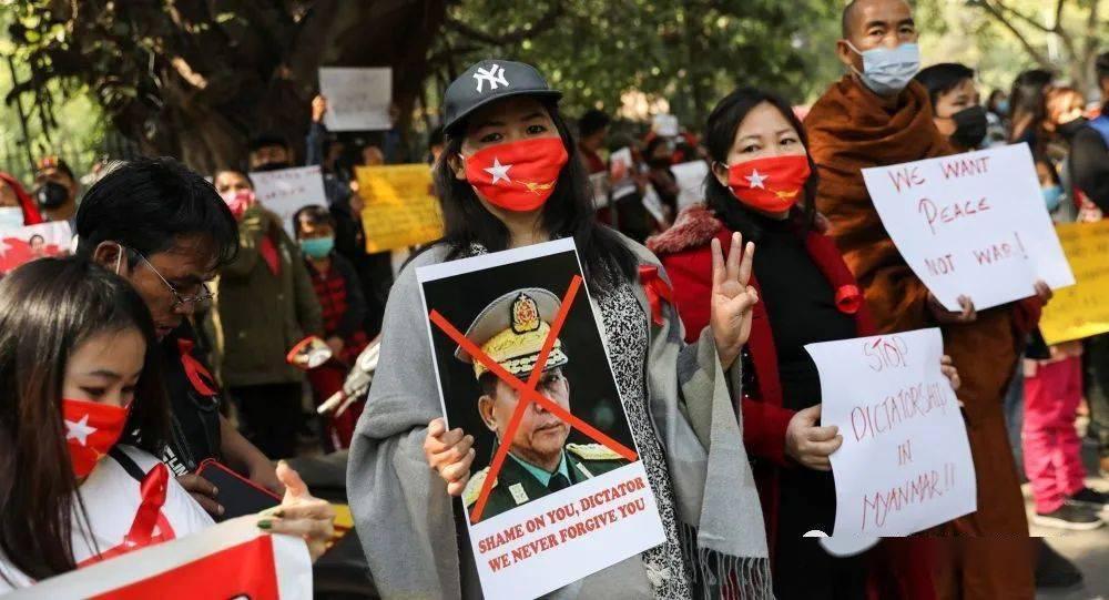 国际社会呼吁缅甸政治和解