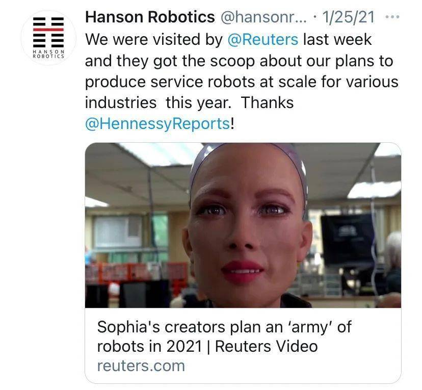 Sophia量产,机器狗Spot开始做家务,陪伴型机器人主场到来