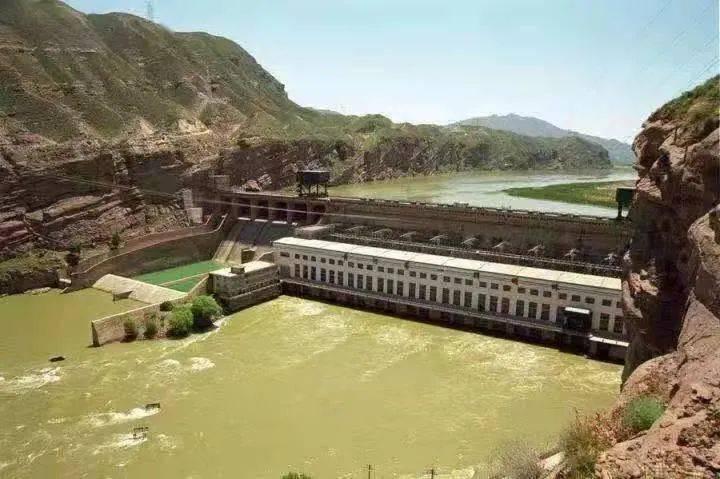 忆 黄河第一颗明珠盐锅峡水电站 (发电六十周年)