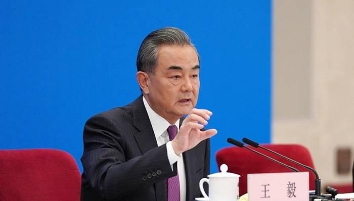 """100分钟答27个问题,王毅详解""""中国外交政策和对外关系"""""""