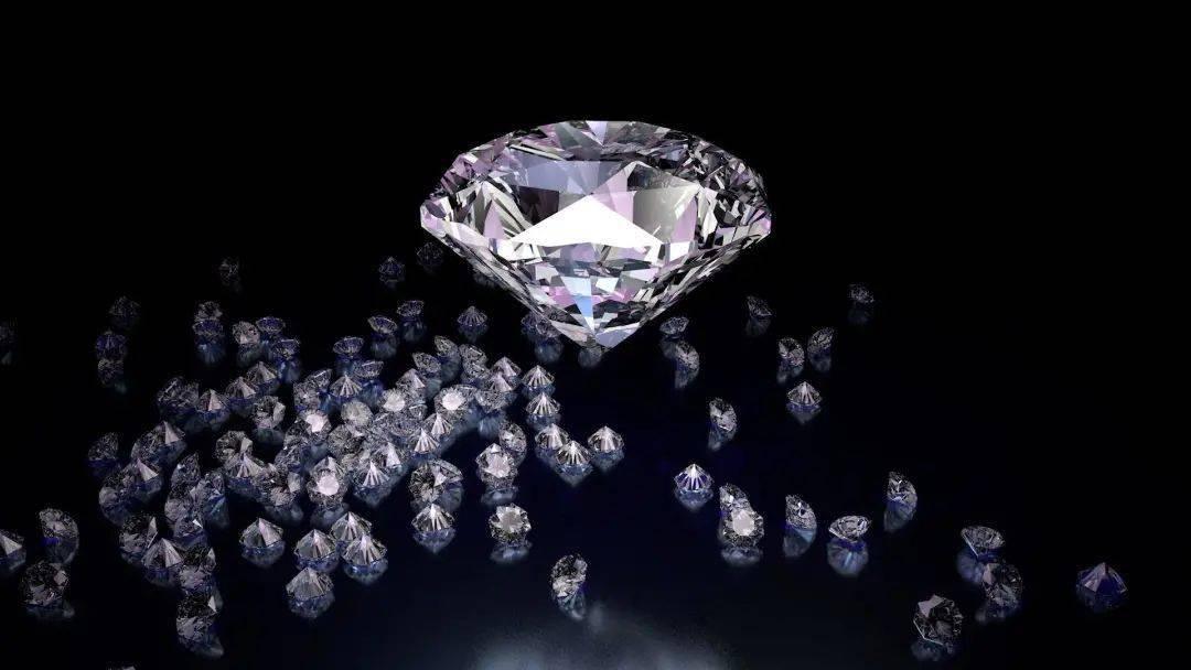 钻石竟然有性别之分 还能产生后代? 网络快讯 第1张