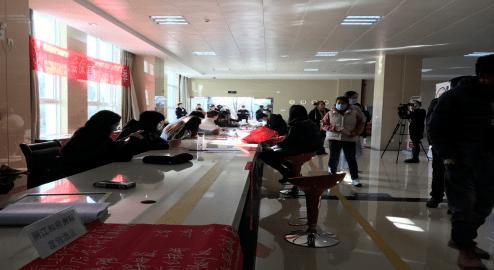 【工作动态】丽江市人社局举办2021年大中城市联合招聘高校毕业生丽江站巡回招聘会