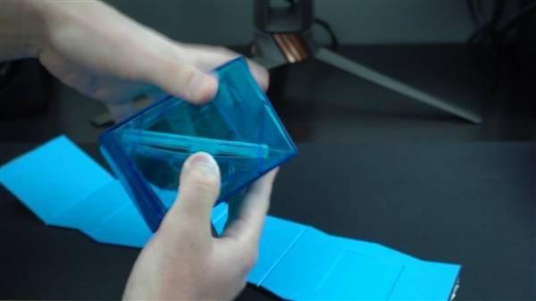 Intel 11代旗舰i9-11900K提前到手!波浪形包装盒吸睛的照片 - 12