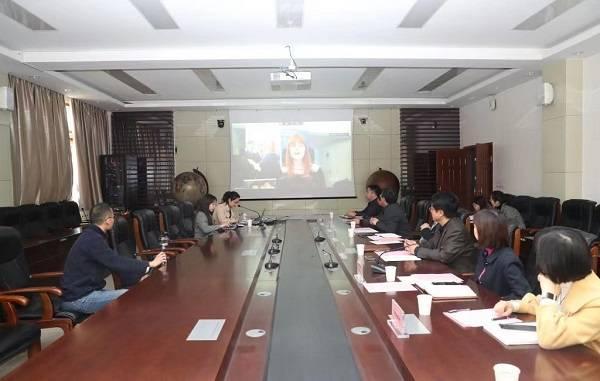联合人才培养走向全面合作 西安航空学院国际合作开新局