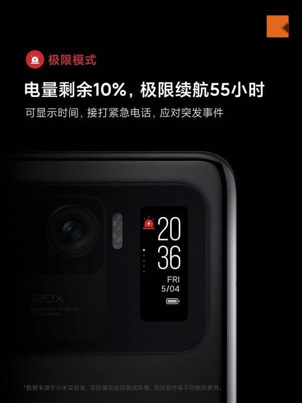 """小米11 Ultra正式发布:前后""""双屏""""、顶配6999元的照片 - 6"""