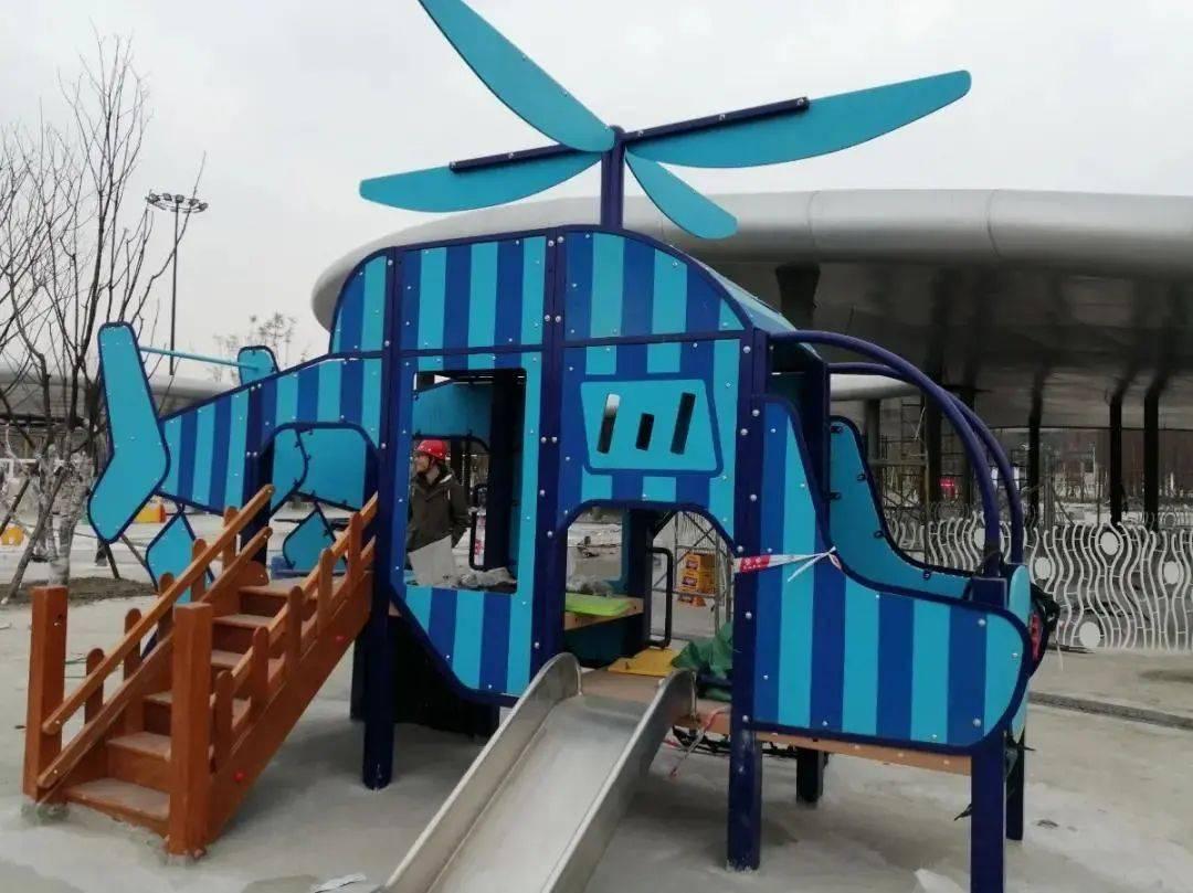 成都这个航空主题乐园,即将开放!