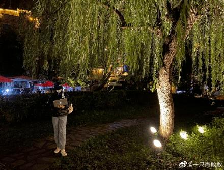 长城爬到一半被迫加班 网友纷纷晒图:太有共鸣了的照片 - 9