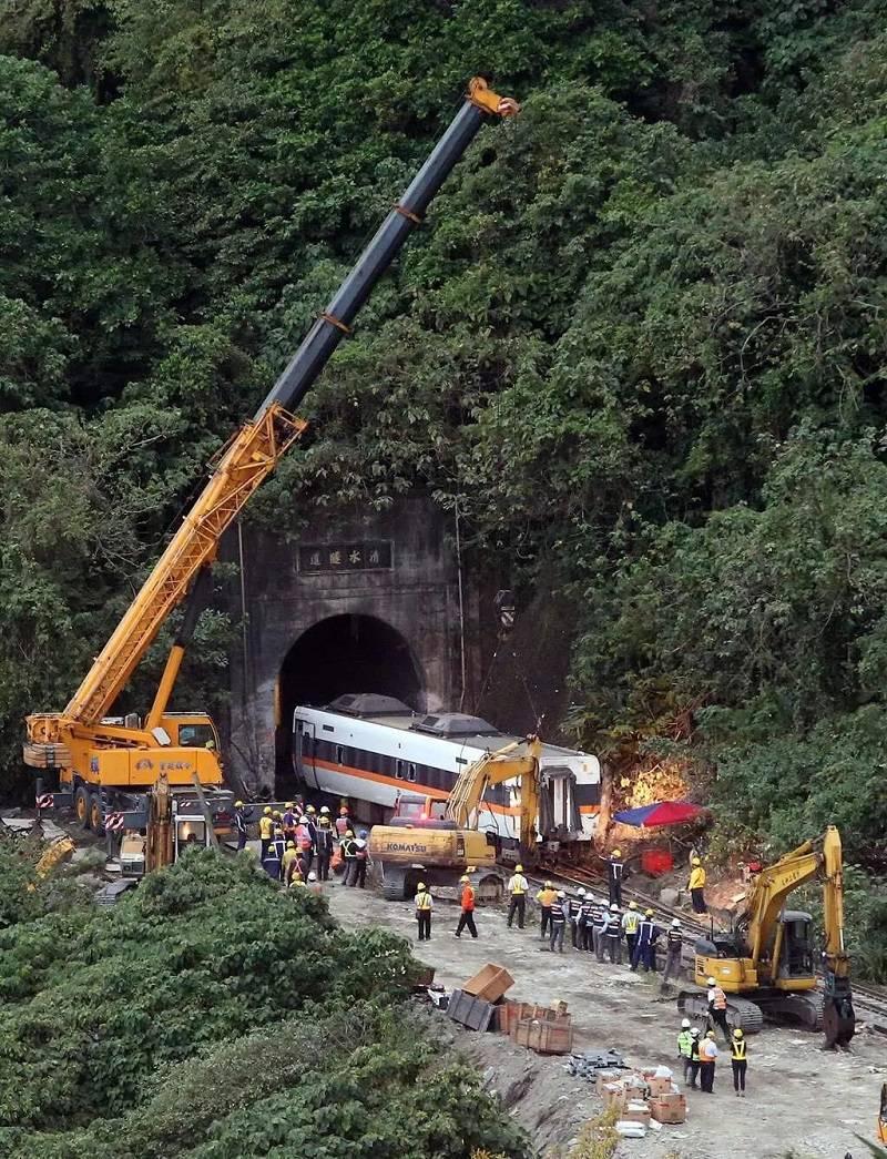 台铁外遇安全事故50名罹难者中48人明确真实身份
