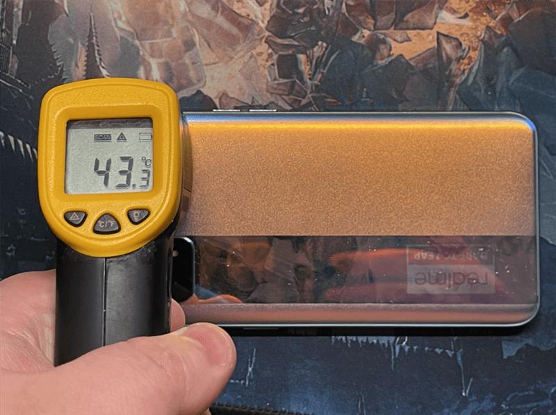 首发天玑1200比肩骁龙865+!realme GT Neo评测的照片 - 32