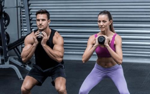 作为健身初学者,学习健身中的训练小技巧,能够让你快速进步_锻炼