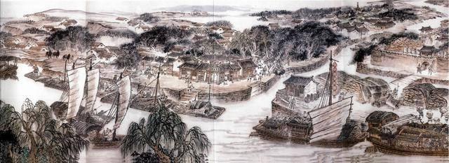 """谷建华图说古运河之""""张家湾趣事"""""""