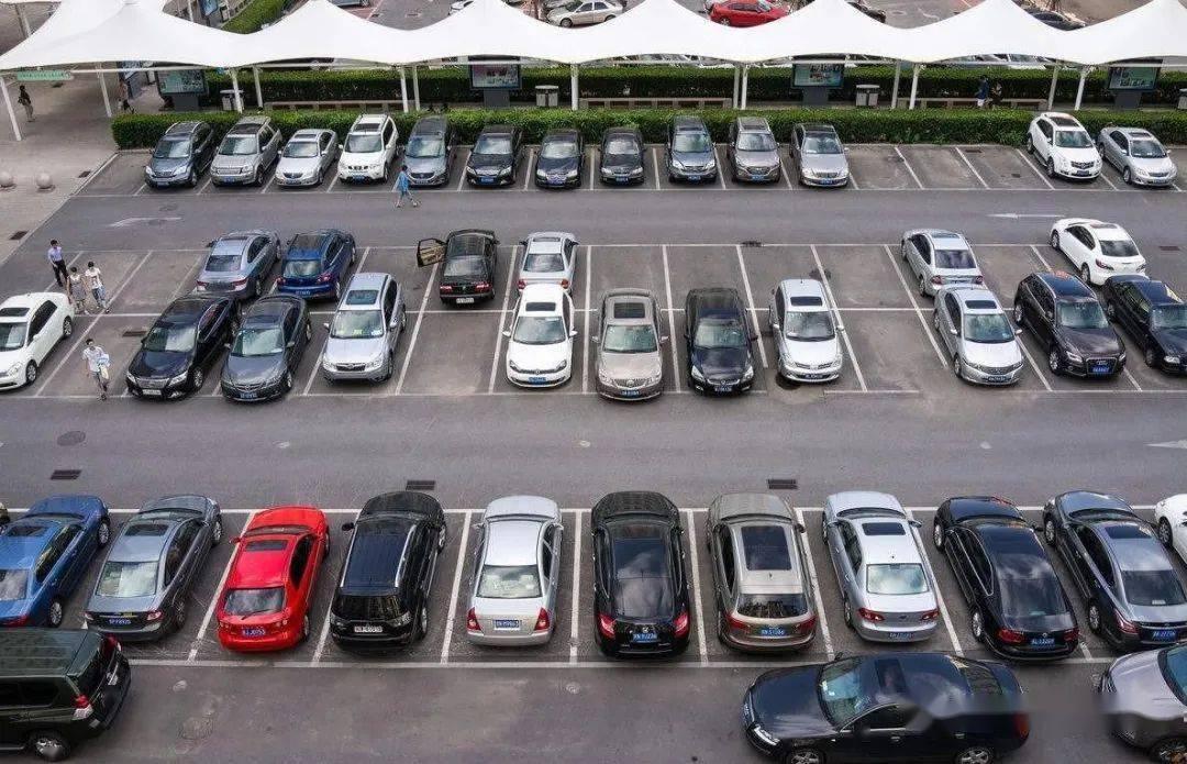 下个月底前!昆明机动车停车场将有大变化