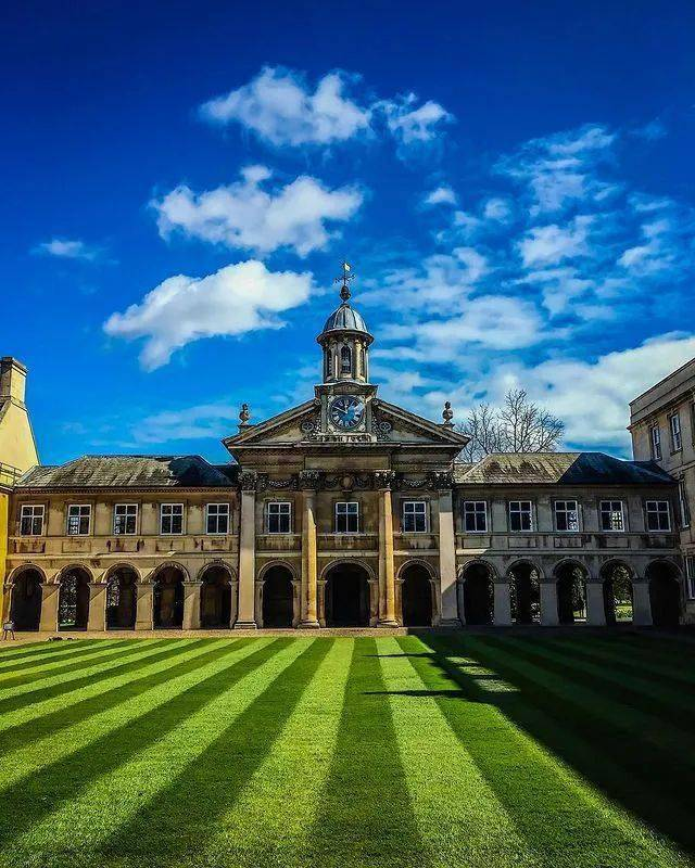 剑桥的录取率为什么比UCL高?