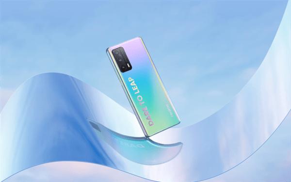realme X7 Pro至尊版发布:90Hz双曲面屏加持 2299元起的照片 - 4