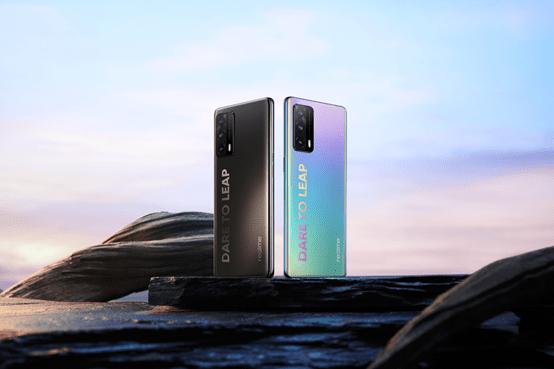 realme X7 Pro至尊版发布:90Hz双曲面屏加持 2299元起的照片 - 2