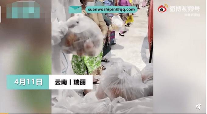 暖心!瑞丽傣族大妈历时7个多小时,为医护做1500份红糖糯米饭