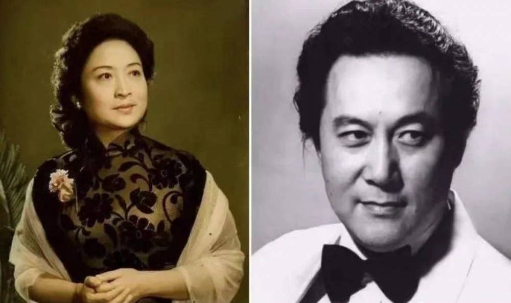 """著名歌唱家饶余鉴去世,他与第一代""""江姐""""任桂珍留下一段""""神仙爱情"""""""