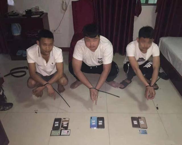 海南抓获112人 带破全国电信网络诈骗案件近500起(图2)