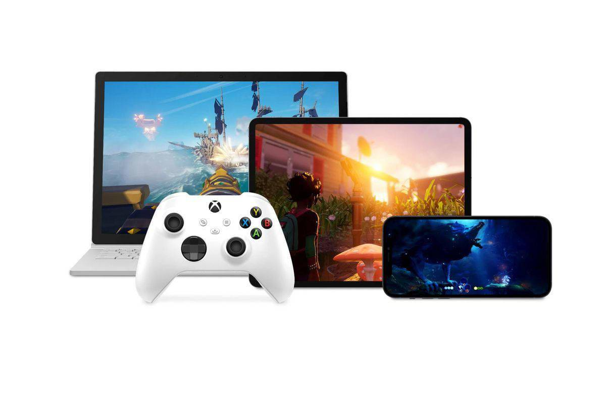微软 Xbox Cloud Gaming 云游戏内测版发布:超百款游戏可在Win10、iOS 上体验
