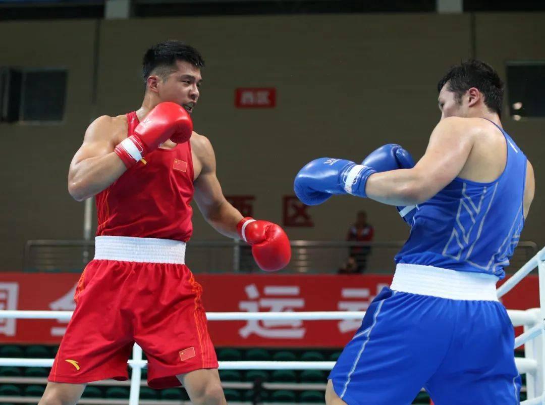 2021全国男子拳击锦