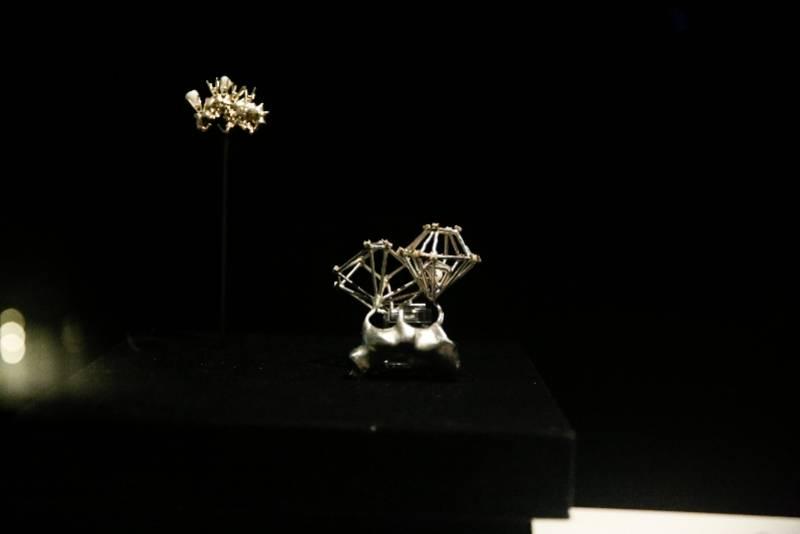 宝博看中国原创珠宝设计作品!见证中国比利时建交50年友谊