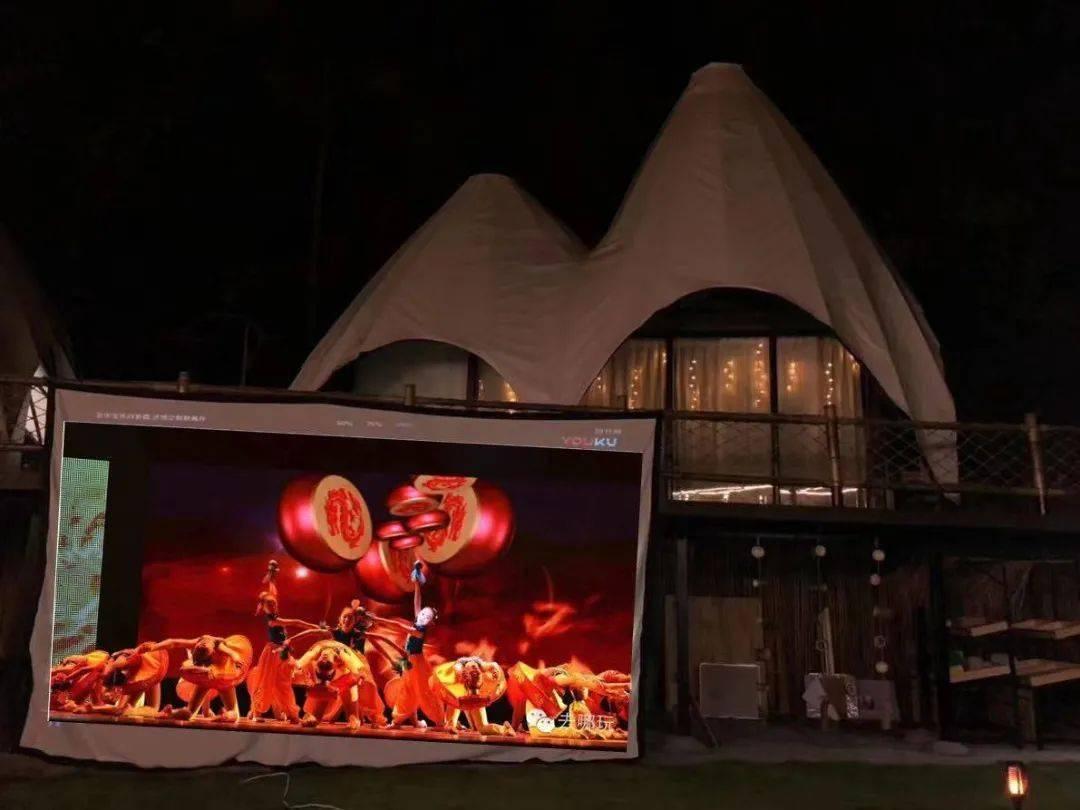亲子游首选!人均200+ 住进临安山谷秘境野奢帐篷 享音乐会亲子篝火派对 各种趣味享不停~-家庭网