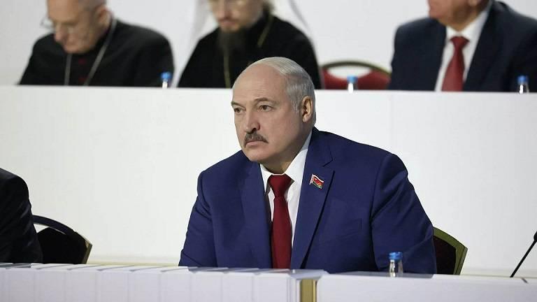 白俄罗斯总统卢卡申科揭露叛乱者企图政变的细节