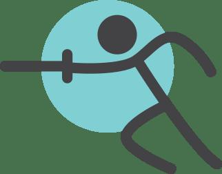 十四运会击剑项目辅助裁判及竞赛