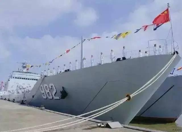 """""""海南舰""""主战舰艇入列,命名规则是什么?来一探究竟!"""