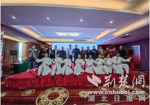 武当山文化旅游推介活动走进河南郑州
