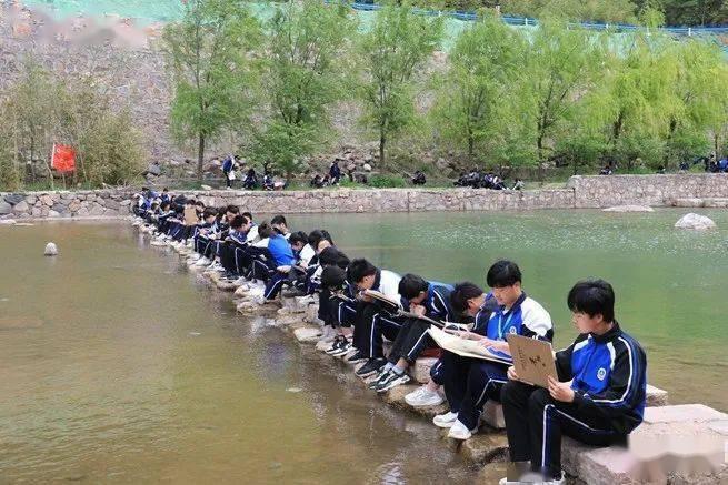 """写生就到""""中国画谷""""石板岩!镇上有141家写生基地!"""