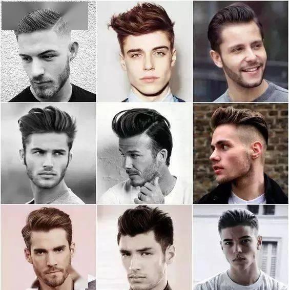 选对发型是男神 选错发型是路人! 爸爸 第8张