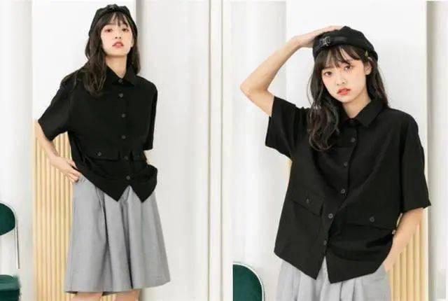 黑色上衣配什么颜色的裤子功效最好呢?这样配