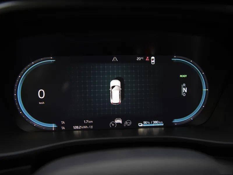 安全、环保又豪华,破百提速仅需4.9s,你心动吗?_车型