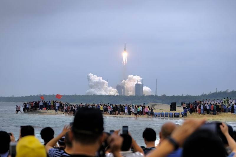 长五B发射再引航天热,周边产品研发仍需发力