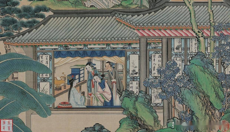 红楼梦中薛家为何要投靠贾府?在京城他们没有房子吗? 红楼梦人物关系图