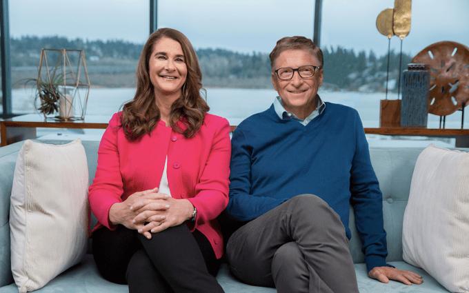 比尔盖茨离婚最新消息消息承认婚外情 导致微软股价跌1.2%?