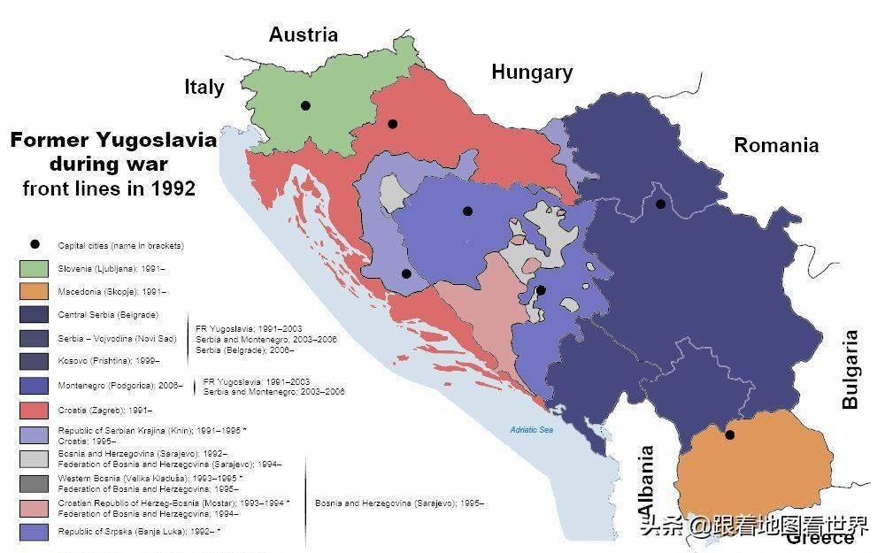 塞尔维亚的人口_科索沃 塞尔维亚的自治省,为什么一直闹独立