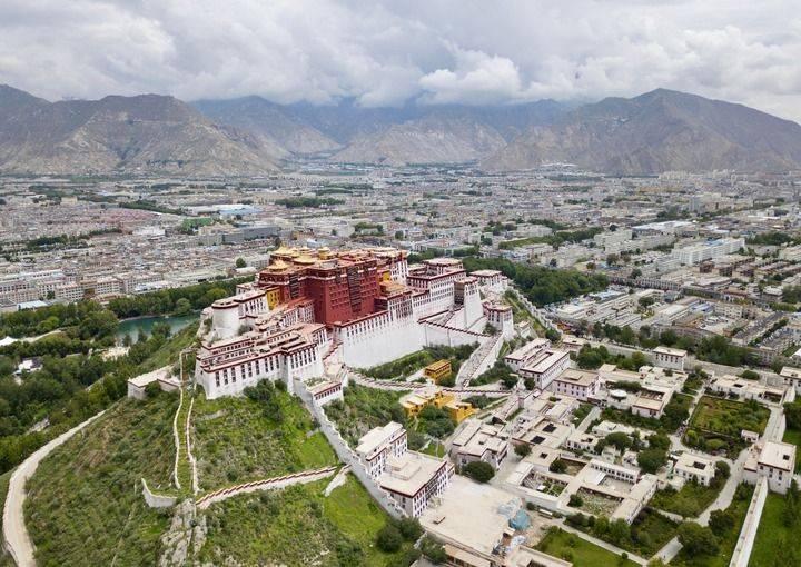 七秩时光 巨变西藏――西藏当代史里的发展印记
