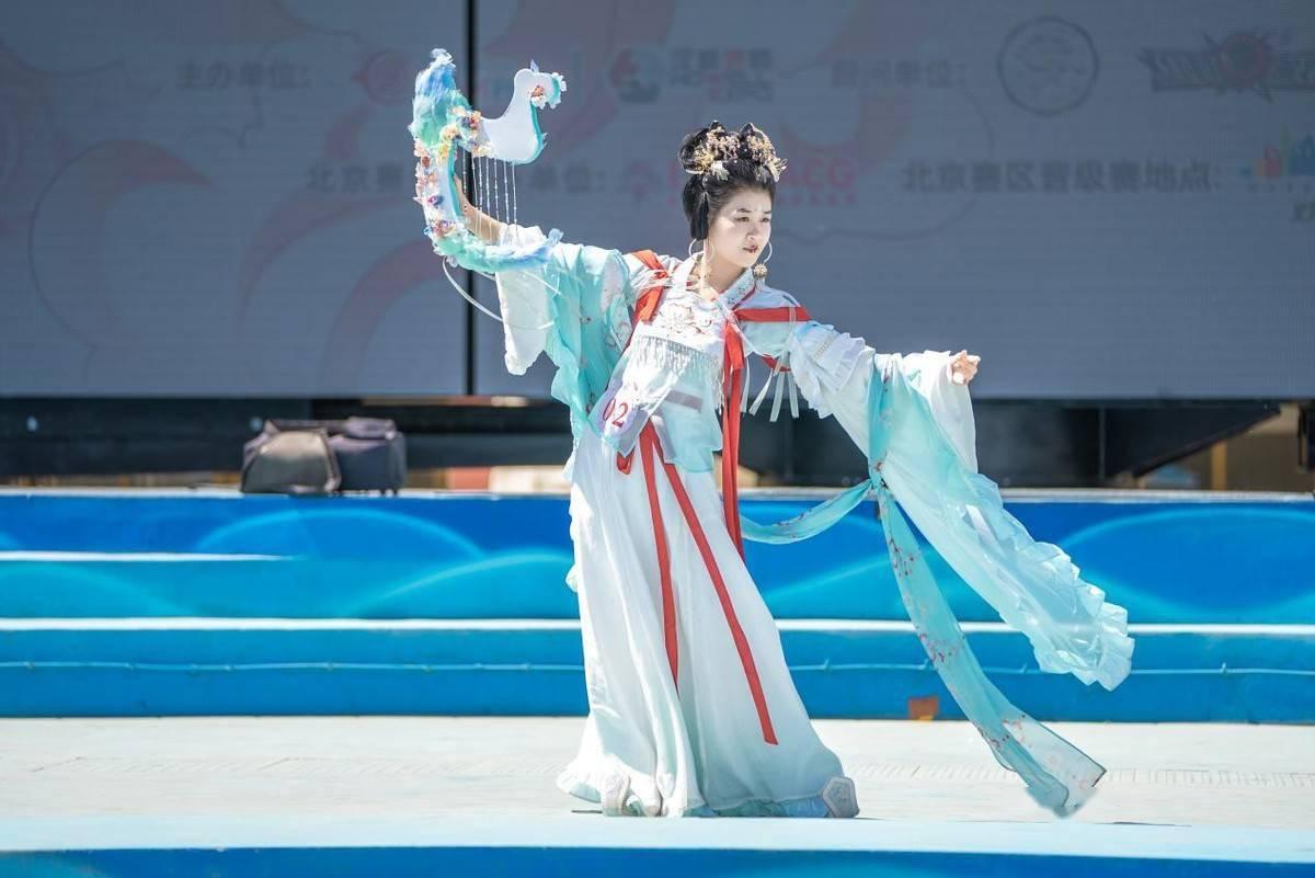 2021ChinaJoy洛裳华服·新秀大赛,北京赛区晋级赛圆满落幕 展会活动-第7张