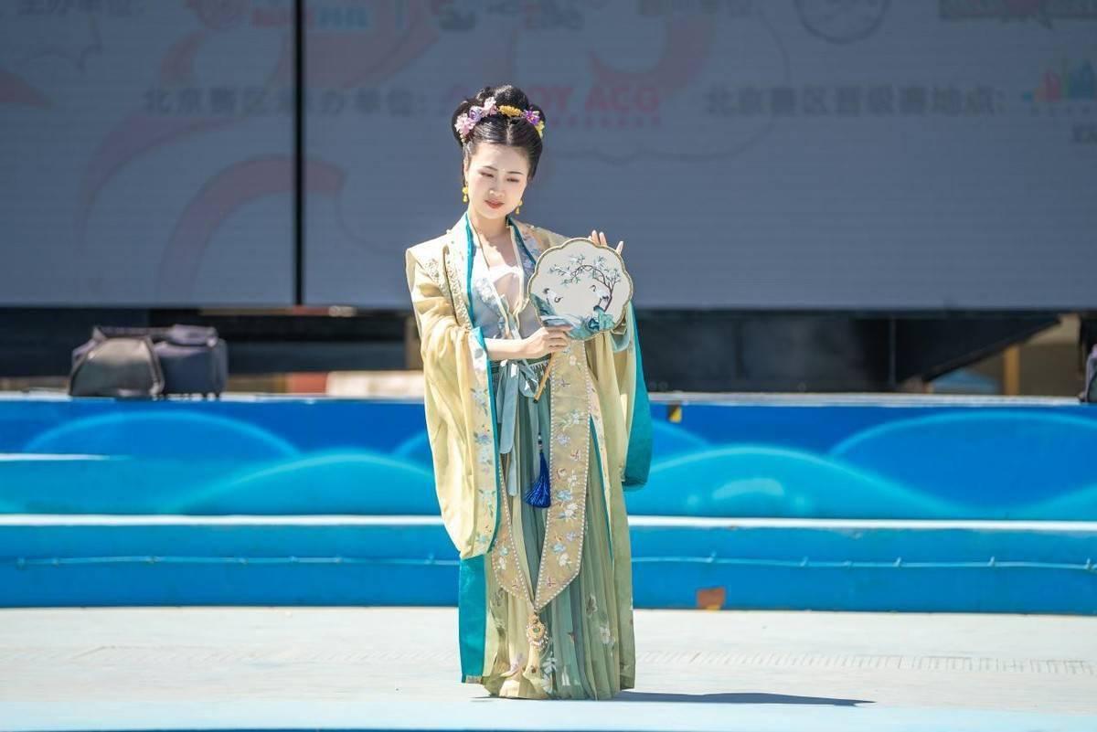 2021ChinaJoy洛裳华服·新秀大赛,北京赛区晋级赛圆满落幕 展会活动-第4张