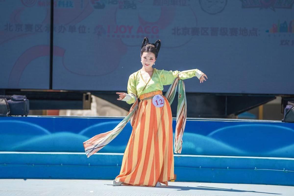 2021ChinaJoy洛裳华服·新秀大赛,北京赛区晋级赛圆满落幕 展会活动-第1张