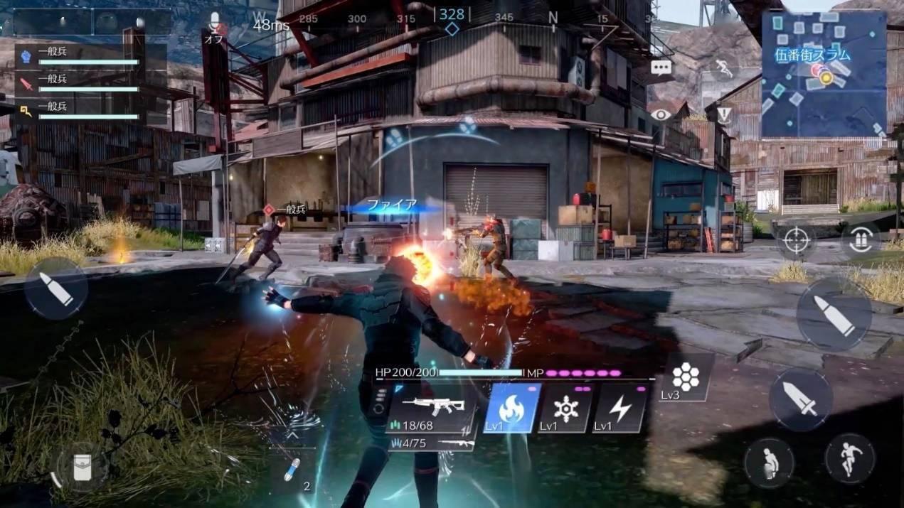 《最终幻想7:第一战士》封测演示公开:使用刀械、枪支、魔法击溃敌人