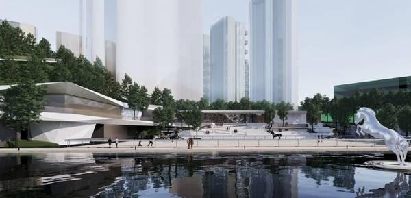 贵州国际马术中心将落地贵阳铁建城